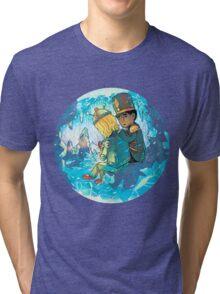 Cave of Frozen Memories (Community) Tri-blend T-Shirt