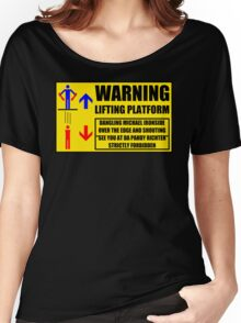 Health And Safety On Mars Women's Relaxed Fit T-Shirt