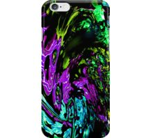 Opposite Abstract Art iPhone Case/Skin