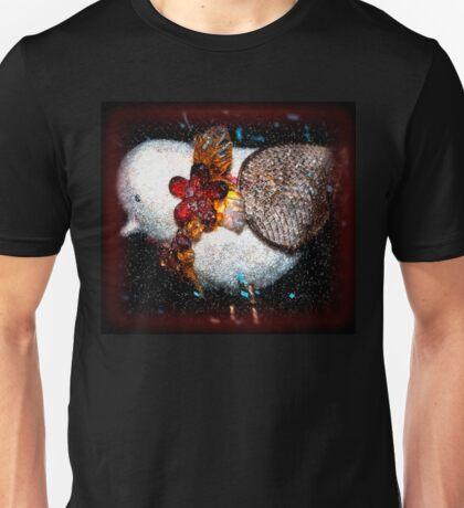 Victorian Bird Unisex T-Shirt