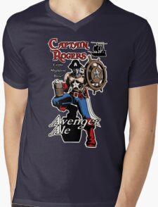 Caps Brew! Mens V-Neck T-Shirt