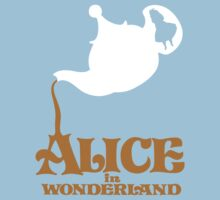 Alice in Wonderland by CitronVert