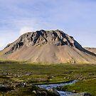 Tröllafell (Mt. Troll) by Ólafur Már Sigurðsson