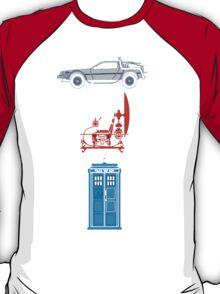Time Machines T-Shirt