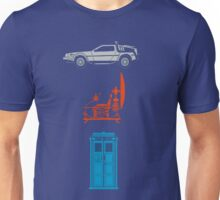 Time Machines Unisex T-Shirt