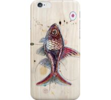 Harlequin Rasbora iPhone Case/Skin