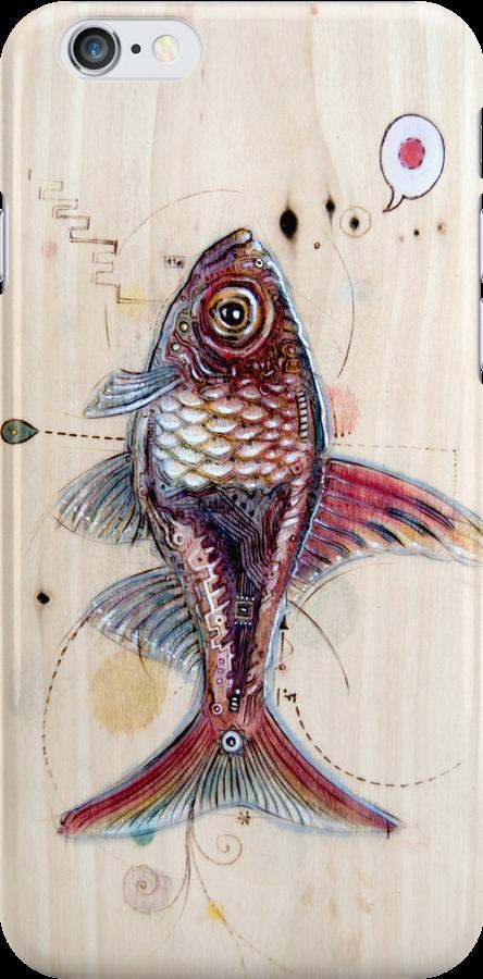 Harlequin Rasbora by Fay Helfer
