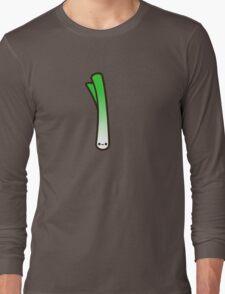 Cute spring onion Long Sleeve T-Shirt