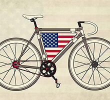 Love Bike, Love America by Andy Scullion