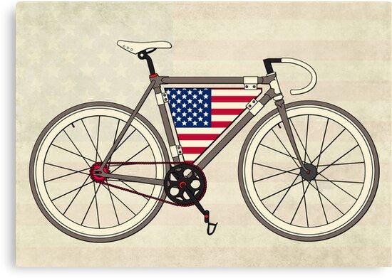 Love Bike, Love America by Andy Scullion