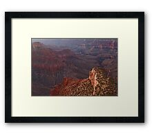 Sunrise at Point Sublime Framed Print