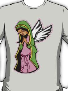 SHE WHO PRAYED FOR FORGIVENESS (NO BACKGROUND) T-Shirt