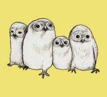 Owlets Baby Tee