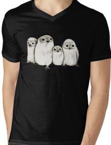 Owlets Mens V-Neck T-Shirt