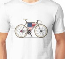 Love Bike, Love America Unisex T-Shirt