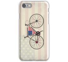 Love Bike, Love America iPhone Case/Skin