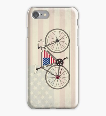 Love Bike, Love America iPhone Case/Skin