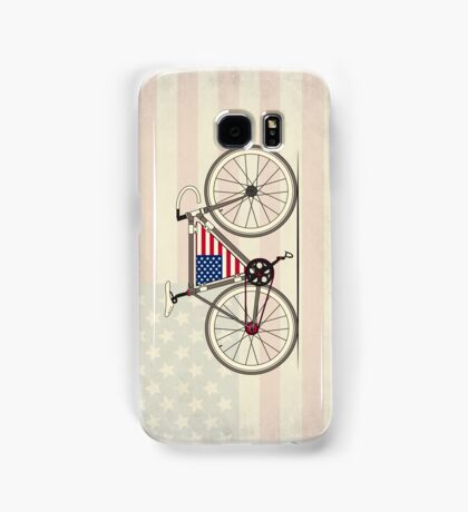 Love Bike, Love America Samsung Galaxy Case/Skin
