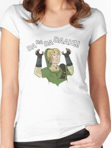 You Got The Thing! - Da Da Da Daaah! Women's Fitted Scoop T-Shirt