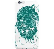 Sewer zombie iPhone Case/Skin