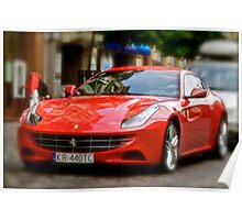 5 ★★★★★ .Maranello red dream ... Niaaamniaaam ! Yeah ! Favorites: 1 Views: 232.. Poster