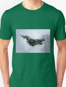 Eurofighter Typhoon IPA5 ZJ700 Unisex T-Shirt