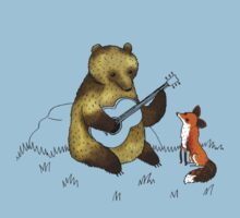 Bear & Fox Kids Tee