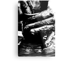 Old crafts die hard Metal Print