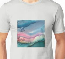 """""""The Meeting with Colored Winds"""" from the series """"Freed Landscapes"""" Unisex T-Shirt"""