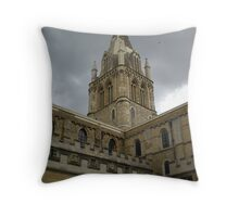 STONE SPIRE Throw Pillow