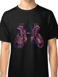 Time Lord Anatomy Classic T-Shirt