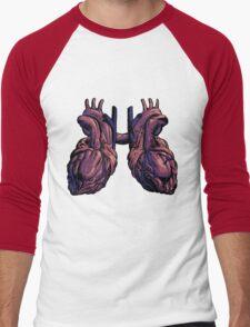 Time Lord Anatomy Men's Baseball ¾ T-Shirt