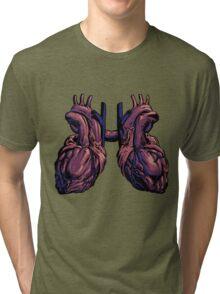 Time Lord Anatomy Tri-blend T-Shirt