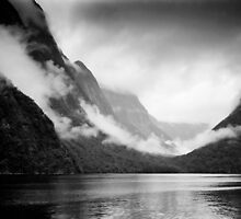 Fiordland, New Zealand. by VanOostrum