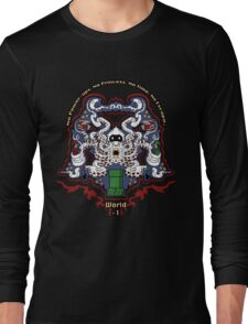 The Negative Zone Long Sleeve T-Shirt
