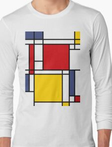 Mondrian Long Sleeve T-Shirt