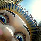 Luna Park Sydney by Sandy Edgar