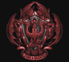 Fire and Blood by TrulyEpic