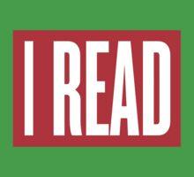 I READ BOOKS One Piece - Short Sleeve