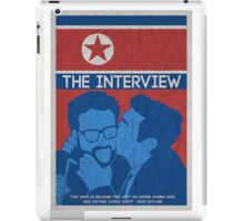 the Interview iPad Case/Skin