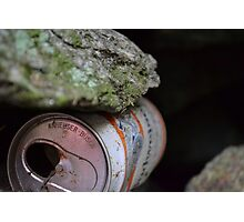 Artistic Beer Photographic Print
