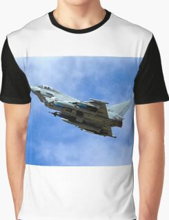 Eurofighter Typhoon IPA5 ZJ700 Graphic T-Shirt