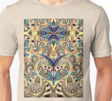 Drawing Floral Zentangle Unisex T-Shirt