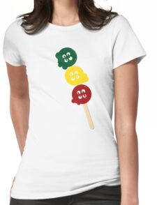 popin pops Womens Fitted T-Shirt