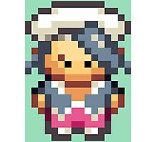 Wallace Overworld Sprite Photographic Print