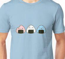 Kawaii pastel onigiri Unisex T-Shirt