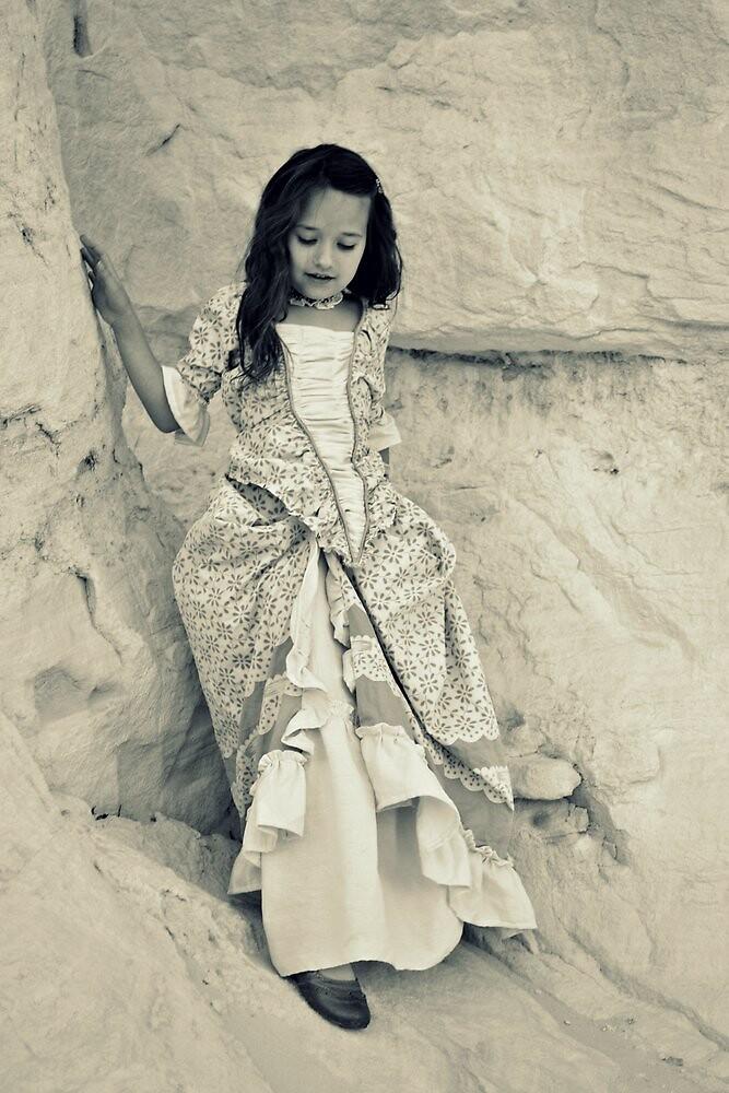 Desert Princess  by Astrid Allan