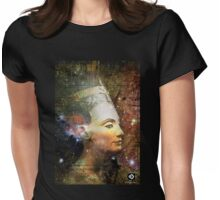 nefertiti Womens Fitted T-Shirt