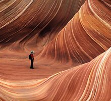 The Wave Seeking Enlightenment by Bob Christopher