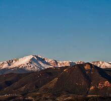 Pikes Peak Sunrise by SeanCH